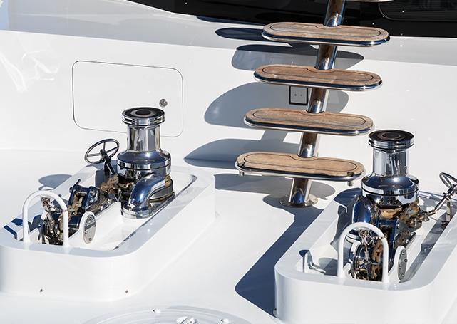 Boks usługowy 3 - Hydraulika jachtowa